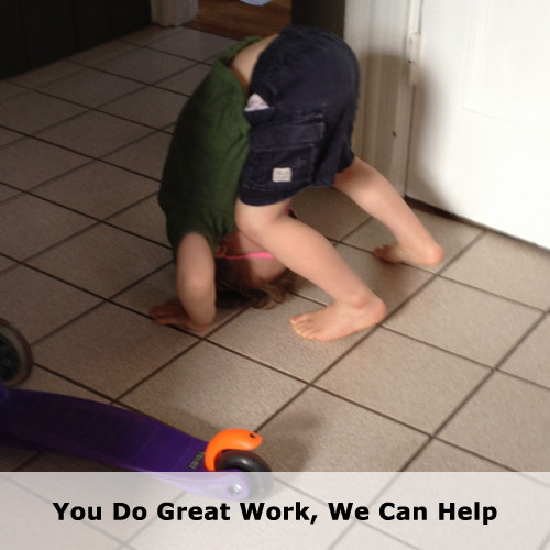 You Do Great Work, We Can Help