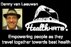 Logo for Danny van Leeuwen Health Hats