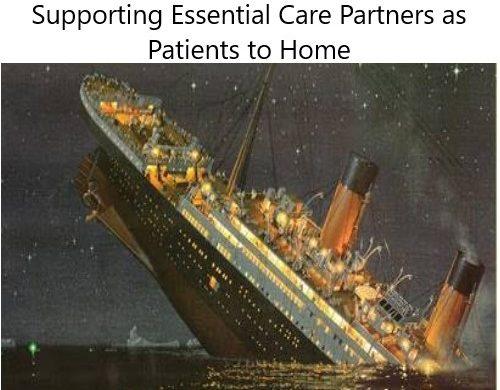 titanic caregivers