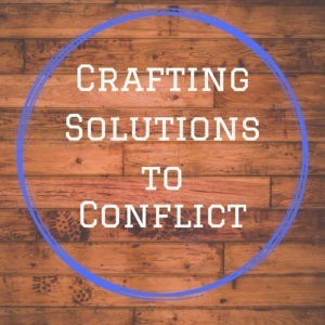 craft solutions to conflict